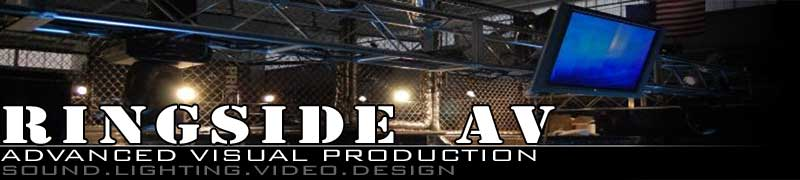 Ringside AV by Advanced Visual Production